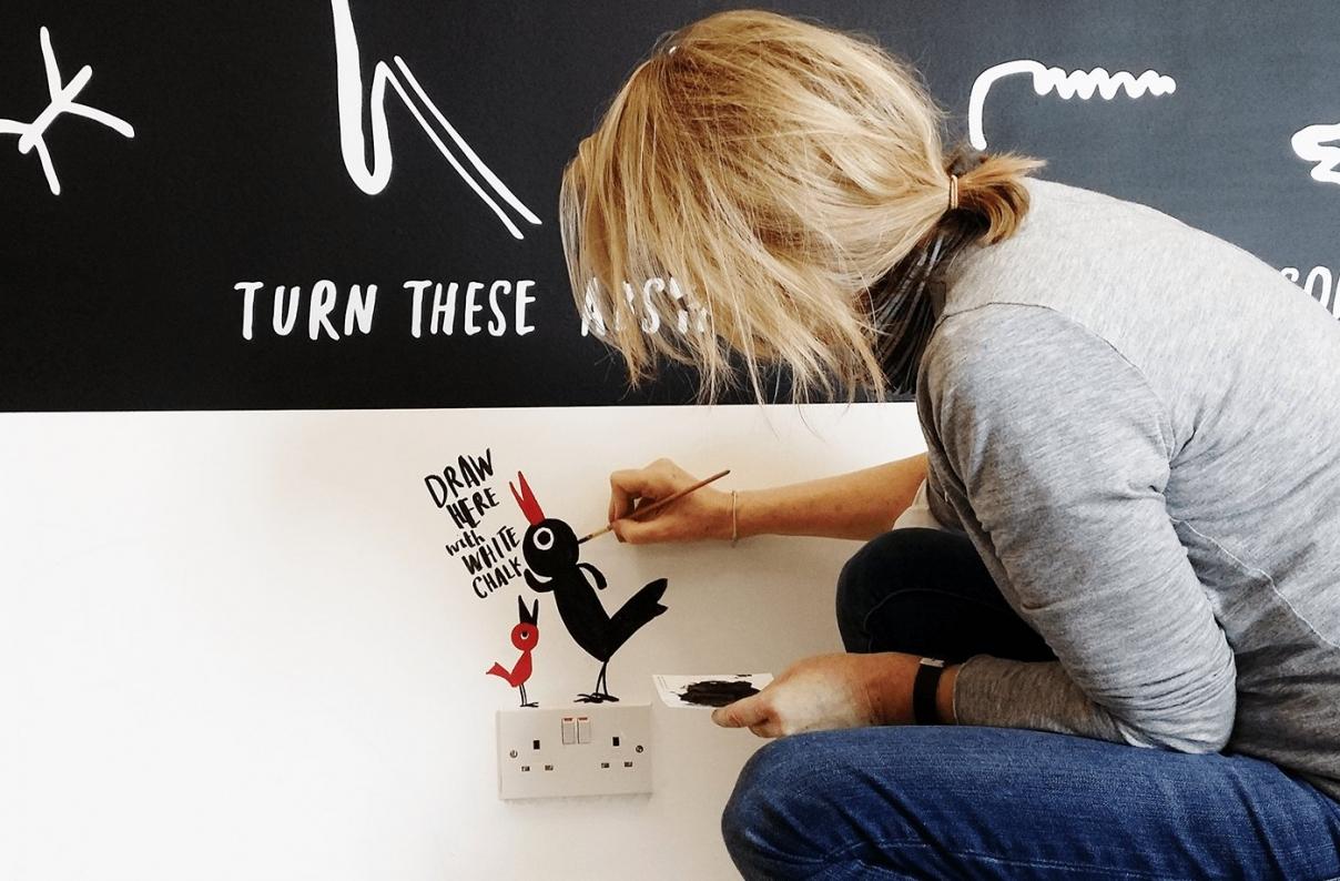 Pushing your Creativity - Marion Deuchars